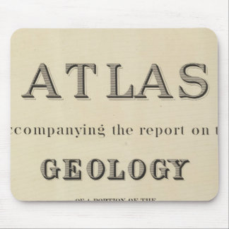 Title Page Atlas accompanying the report Mouse Pad