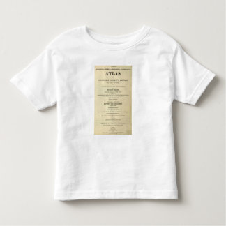 Title Page Complete Genealogical, Historical Toddler T-shirt