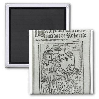 Title page from 'La Terrible et Merveille�' Magnet