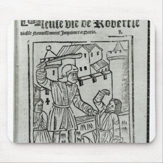 Title page from 'La Terrible et Merveille�' Mouse Pad