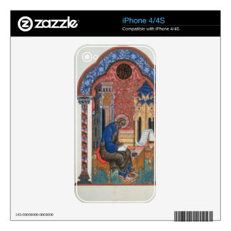 Title page from the four Gospels of Isaac Birev, 1 Decals For The iPhone 4S
