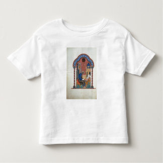 Title page from the four Gospels of Isaac Birev, 1 Toddler T-shirt