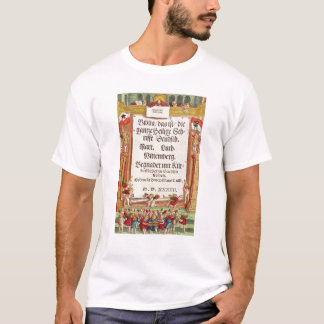 Title page from the Luther Bible, c.1530 T-Shirt