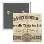Title Page Geographischer Atlas 2 Inch Square Button