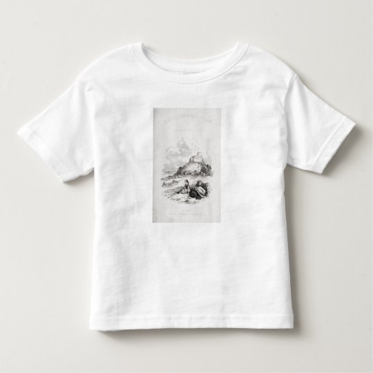 Title page illustration from 'David Toddler T-shirt