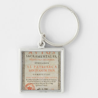 Title page keychain
