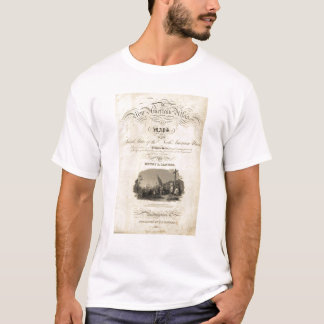 Title Page New American atlas T-Shirt