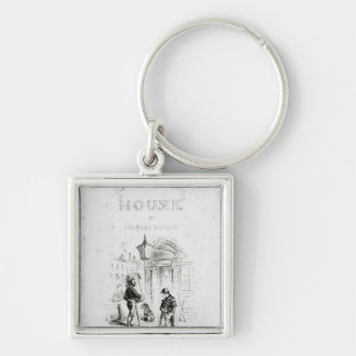 Title page of 'Bleak House' Keychain
