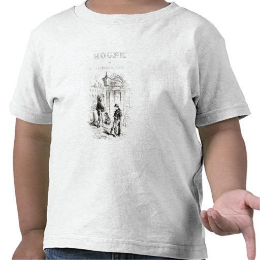 Title page of 'Bleak House' T Shirt