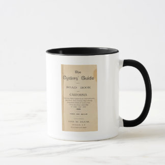 Title Page of Cyclers' guide Mug