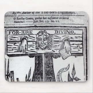 Title-page of the first book of 'Jure Mouse Pad