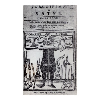 Title-page of the first book of 'Jure Poster