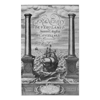 Title page of the First Edition Poster