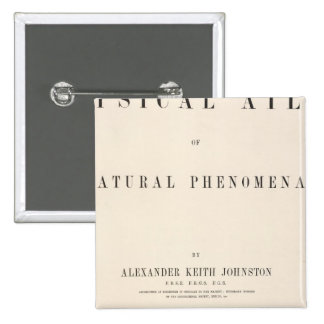 Title Page Physical atlas of natural phenomena Button