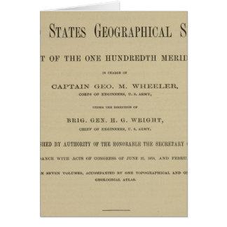 Title Page Report US Geog Surveys Card
