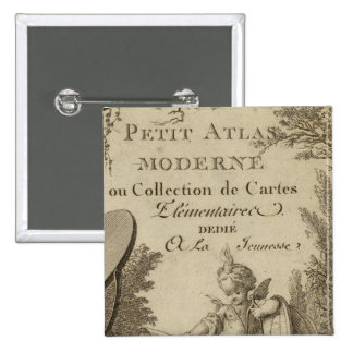 Title Page Small modern atlas Button