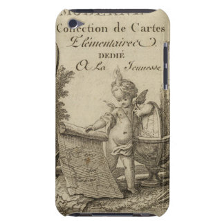 Title Page Small modern atlas Case-Mate iPod Touch Case