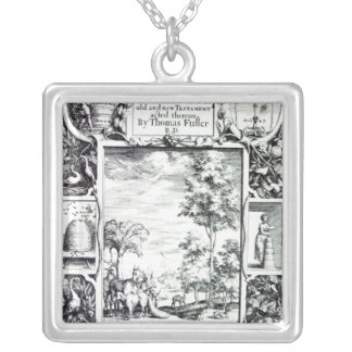 Title-page to 'A Pisgah-sight of Palestine' Necklaces