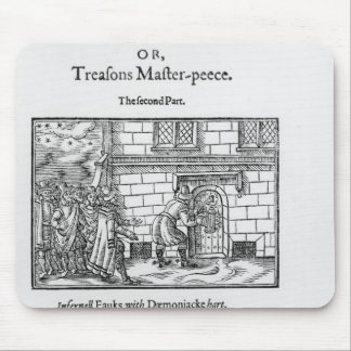 Title page to 'Mischeefes Mysterie or Treasons Mouse Pad