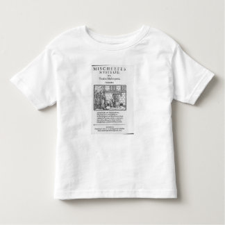 Title page to 'Mischeefes Mysterie or Treasons Toddler T-shirt