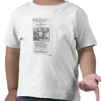 Title page to 'Mischeefes Mysterie or Treasons T-shirts