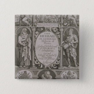 Title page to the second edition of 'The Herball' Button