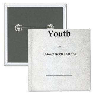 Title page to 'Youth' Pinback Button