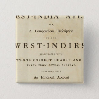 Title page West India atlas Button