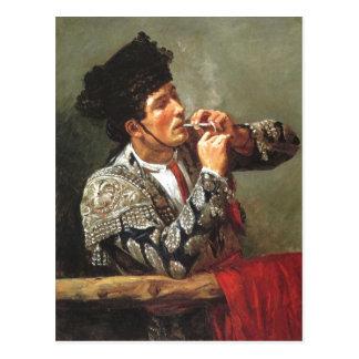 Title: Toreador Date: 1873 Cassatt, Mary 1845-05-2 Postcard