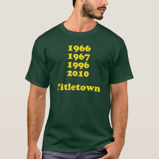 Title Town Football Shirt