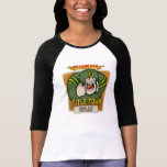 Title Town Ladies 3/4 Sleeve Raglan (Fitted) Tee Shirts