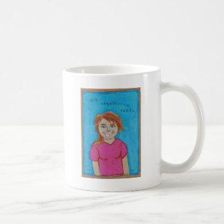 Titled: Some Girls Still Eat Meat - carnivore art Coffee Mugs