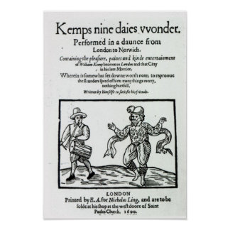 Titlepage a Guillermo Kemp Póster