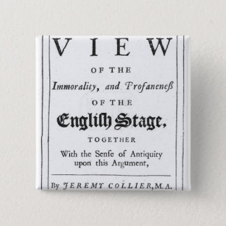 Titlepage bordered by a chronological series button