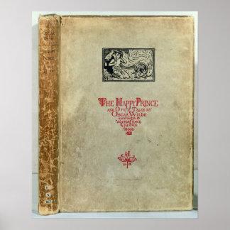 Titlepage 'del príncipe feliz y de otros cuentos póster