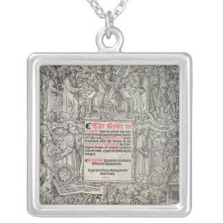 Titlepage English translation of the Great Jewelry