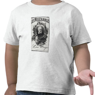 Titlepage first edition of 'Les Miserables' Tees