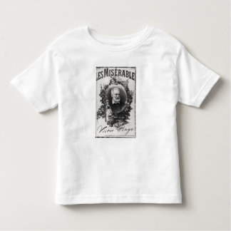 Titlepage first edition of 'Les Miserables' Toddler T-shirt