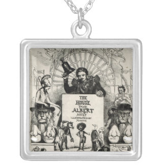 Titlepage from 'The House that Albert Built' Necklace