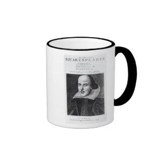 Titlepage, 'Mr. William Shakespeares Ringer Coffee Mug