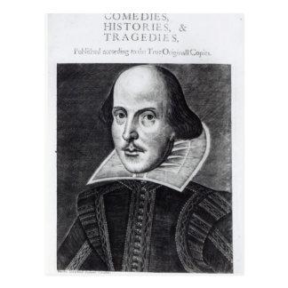 Titlepage, 'Mr. William Shakespeares Postcard