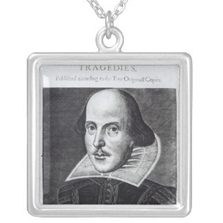 Titlepage, 'Mr. William Shakespeares Square Pendant Necklace