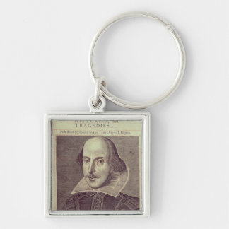 Titlepage of 'Mr. William Shakespeares Keychain