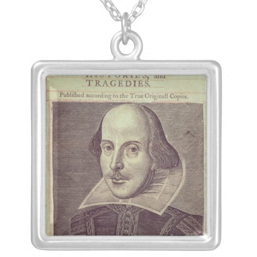 Titlepage of 'Mr. William Shakespeares Necklaces