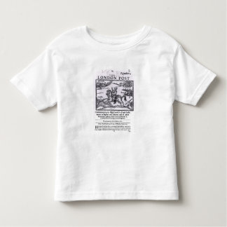 Titlepage of 'The London News' T Shirt