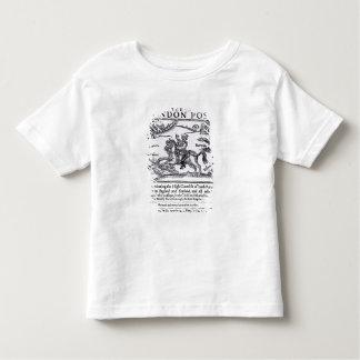 Titlepage of 'The London News' Tee Shirt