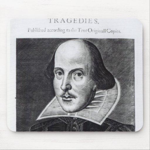 Titlepage, 'Sr. Guillermo Shakespeares Tapete De Ratón