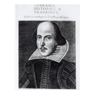 Titlepage, 'Sr. Guillermo Shakespeares Postal