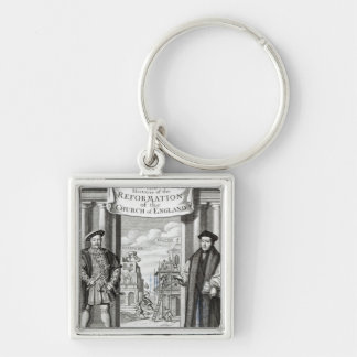 Titlepage The History Reformation Church England Key Chains
