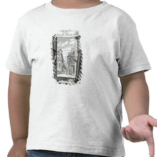 Titlepage The History Reformation Church England T-shirt